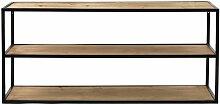 Eszential Regalschrank aus Holz