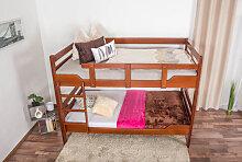 Etagenbett für Erwachsene K16/n, Kopf- und