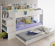 Etagenbett mit Bettschubkasten Bibop 21 Pariso