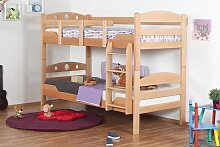 Etagenbett / Stockbett Easy Premium Line K10/n,