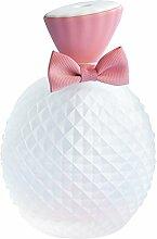 Etbotu Kristallflasche Mini Haushalt Luftbefeuchter Luftreiniger Pink