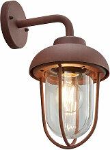 Etc-shop - Außen Wand Lampe Vintage Laterne
