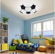 etc-shop Dekolicht, LED Decken Smart RGB Lampe