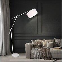 etc-shop LED Leselampe, Stehleuchte verstellbar