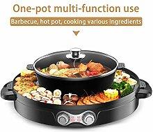 ETE ETMATE Korean Elektrische Grill Und Hot Pot