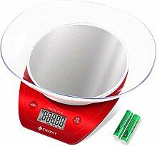 Etekcity EK5150 Digitale Küchenwaage für Kochen