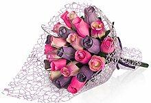 Eternal Holzrosen, Blumenstrauß, schönes