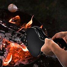 Eternitry Feld Camping Werkzeuge Gebläse Grill,