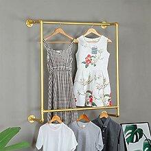 Ethemiable Industrieller moderner Kleiderständer