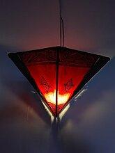 Ethno Einrichtung Wandleuchte Lampe Laterne aus