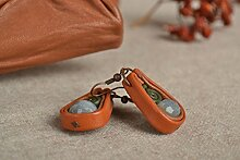 Ethno Ohrringe Handmade Ohrringe Geschenk fur Frauen Modeschmuck Ohrringe