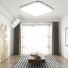 ETiME® 30W LED Deckenleuchte Dimmbar Deckenlampe