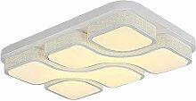 ETiME 45W Design LED Deckenlampe Deckenleuchte