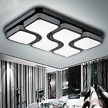 ETiME 64W 78x53CM Design LED Deckenlampe