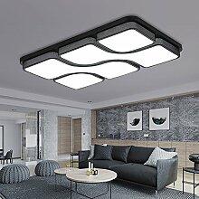 ETiME 65x43cm Design LED Deckenlampe Deckenleuchte