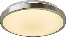 ETiME LED Deckenleuchte 18W Deckenlampe Rund