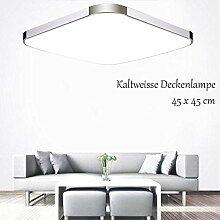 ETiME® LED Deckenleuchte Kaltweiß Deckenlampe