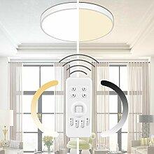 ETiME LED Deckenleuchte Modern Deckenlampe