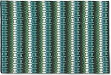 Etol 127.501.530,6cm Ethno Teppich, Salvia,
