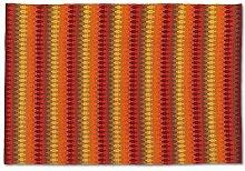ETOL Teppich Ethno 170cm x 240cm, orange