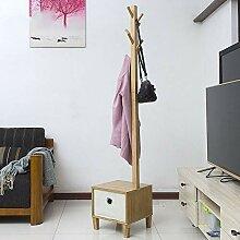 EU13 Coatrack Bamboo Kinder Garderobenständer