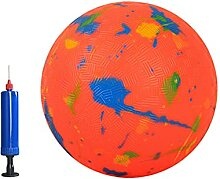 EUBEISAQI Regenbogen-Ball, Kinder-Kickball,