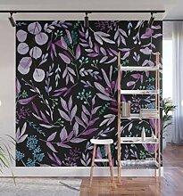 Eucalyptus Violet Fototapete Home Schlafzimmer