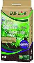 Euflor 15 L Bio Aussaat- und Kräutererde, feine