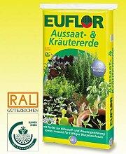Euflor Aussaat- und Kräutererde 15 ltr.