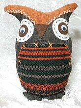 Eule Doorstop Türstopper Fensterdeko owl
