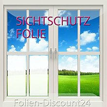 (EUR 6,33 / Quadratmeter) Fensterfolie |