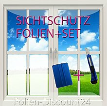 (EUR 8,25 / Quadratmeter) Fensterfolie |