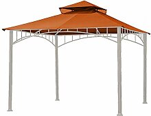 Eurmax Doppelstöckiger Pavillon-Ersatzdach für
