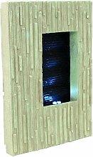 Euro Palms 83309159 Wandbrunnen, Struktur