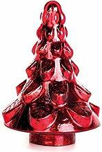 EUROCINSA Glasbaum antik rot 18 Øx27 cm 1 Stück,