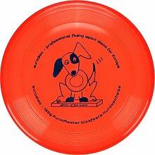 Eurodisc 135g Discdogging bissstarke Hunde Frisbee