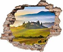 Eurographics Loch in der Wand–Toskana Sonne