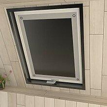 Eurohome Sonnenschutz Dachfenster Rollo ohne