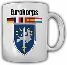 Eurokorps Abzeichen Frankreich Europa Militär