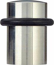 Eurolaton Bodentürstopper Edelstahl, 28 x 44 mm, 1054.10