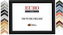EUROLine50 mm Bilderrahmen für 18 x 36 cm Bilder,