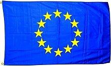 Europa Flagge Großformat 250 x 150 cm wetterfest