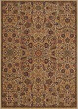 Europäisch-amerikanische Kinder Schlafzimmer Bett Teppichboden/Persischen klassischen Wohnzimmer Couchtisch Sofa Wollteppiche in der Studie-A 160x227cm(6389inch)