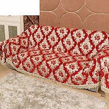 Europäisch Anmutende Sofa Handtuch/Sofa/Anti-rutsch-gewebe-sofa-tuch-C 180x240cm(71x94inch)