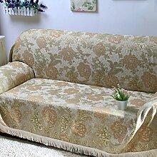 Europäisch Anmutende Sofa Handtuch/Sofa/Slip Sofa Stoff-A 180x180cm(71x71inch)