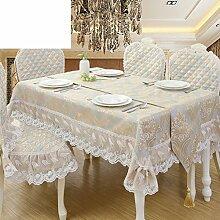Europäisch,Einfache Tischdecke/Runde Tischdecke/Tischdecke/Tee Tischdecke/Quadratische Tischdecke/Tischdecke-A 130*180cm(51x71inch)