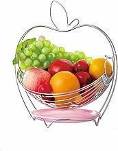 Europäisch,kreative,edelstahl, großer obst-korb, wohnzimmer dekoriert fruit plate,entleeren, korb fruit plate-K