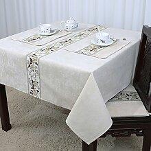 Europäisch,Ländlichen,Tischdecke/Klassischen,Simple,Chinesische Art,Tischtuch-G 140x200cm(55x79inch)