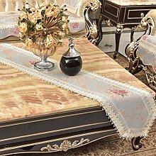 Europäisch,Luxus-tischläufer/Bett-runner-A 32x180cm(13x71inch)