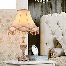 Europäisch,Retro,Hochzeit,Dekoration,Tischleuchte/Studie,Schlafzimmer,Nachttischlampe/Tischleuchte-B